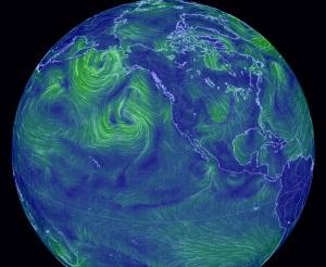 HAARP radiation Polar Vortex