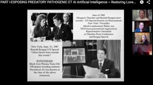 1982 Falklands War was fought over AI Artificial Intelligence Black Goo