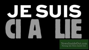 Charlie Hebdo: Je Suis CIA Lie