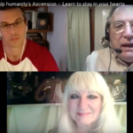 Author Miguel Mendonca & Hybrid Cynthia Crawford: Hybrids are here to help humanity's Ascension – Learn to stay in your hearts