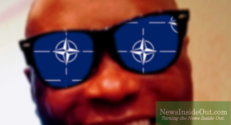 Dallas Police Chief David Brown has eyes for NATO.