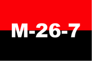 Cuban Revolution Flag