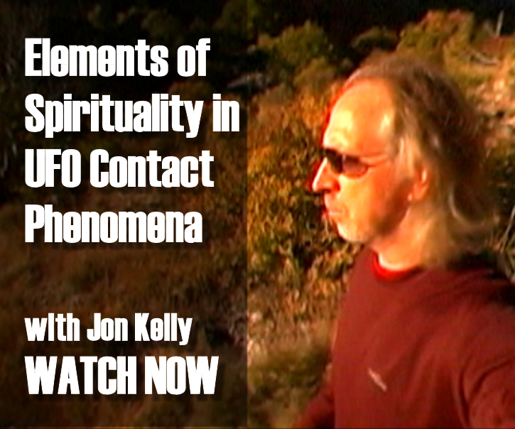 Watch Now: Elements of Spirituality in UFO Contact