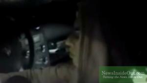 Nasim Aghdam Mountain View police contact video frame.