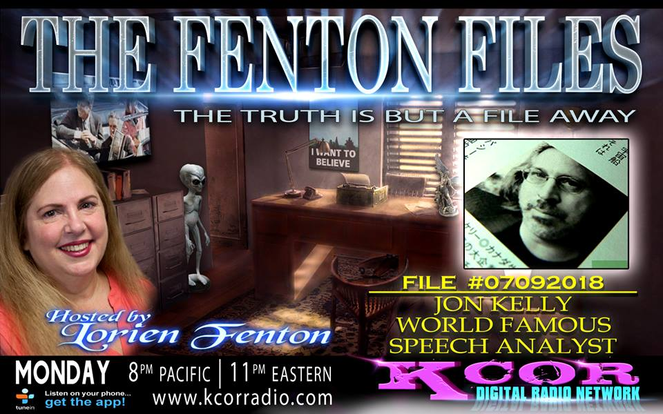 Fenton Files with Jon Kelly
