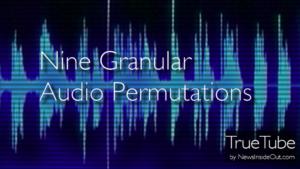 Nine Granular Audio Permutations